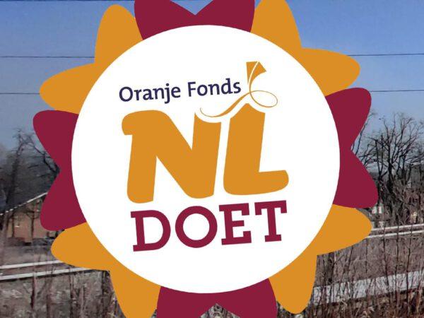 Doe mee: NL Doet,  28 en 29 mei 2021